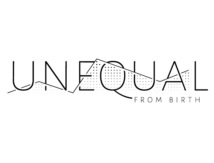 Unequal From Birth Logo